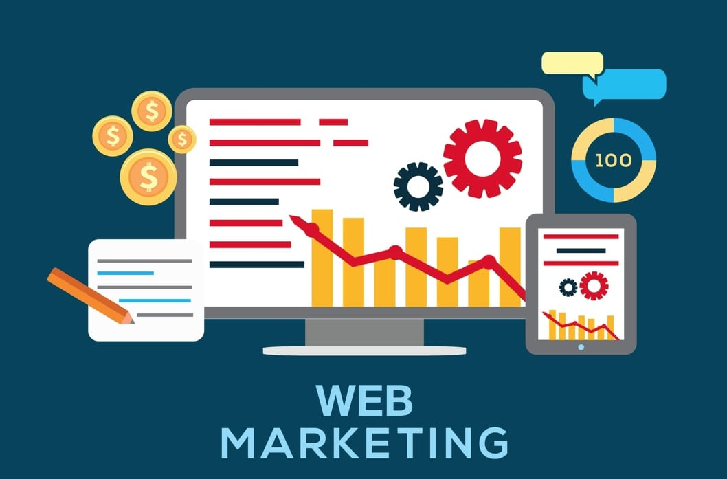 What is Web Marketing